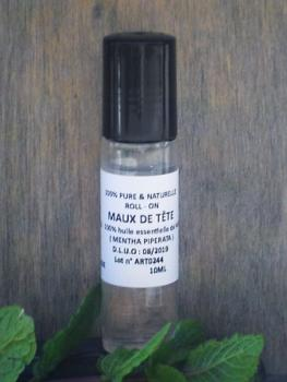 Roll-on Maux de tete 10ml